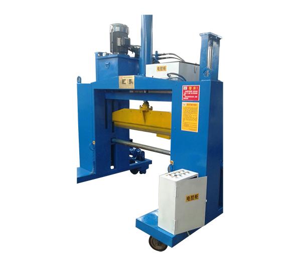 液压移动式劈纸机