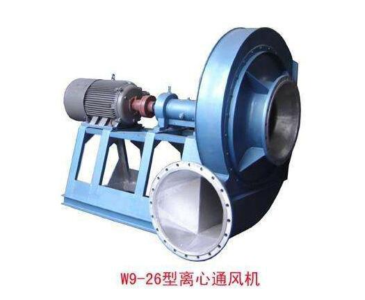 W9-26系列高溫風機