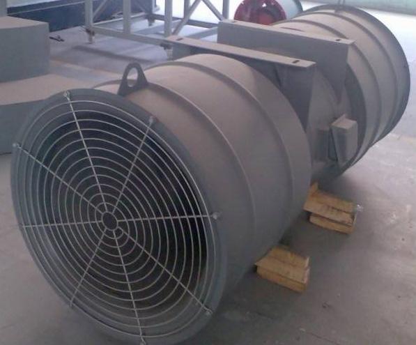 SDS隧道風機