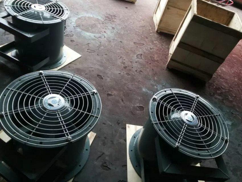 低噪音轴流风机1