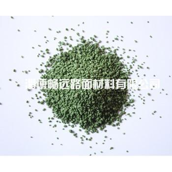 绿色陶瓷颗粒