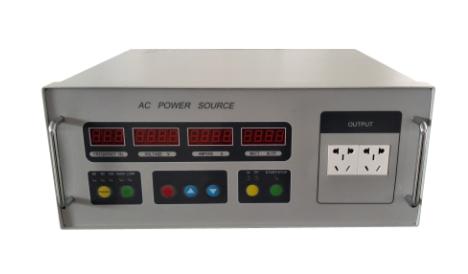 程控单相变频电源