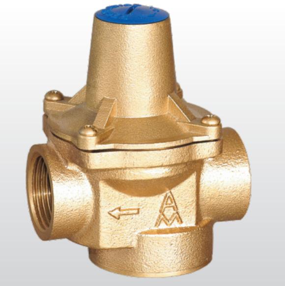 黄铜可调式减压阀