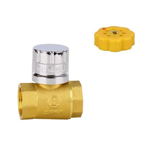 黄铜锁闭球阀(轻型)