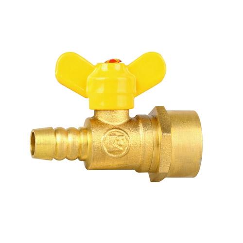 黃銅內螺紋燃氣閥