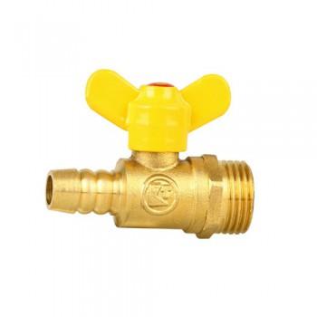 黄铜外螺纹燃气阀
