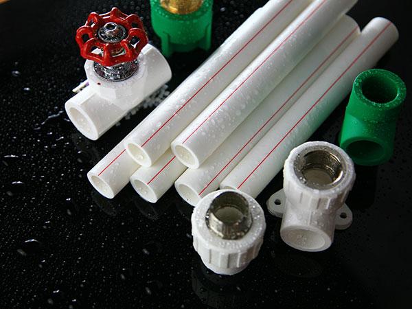 聚丙烯(PP-R)热水管道系统