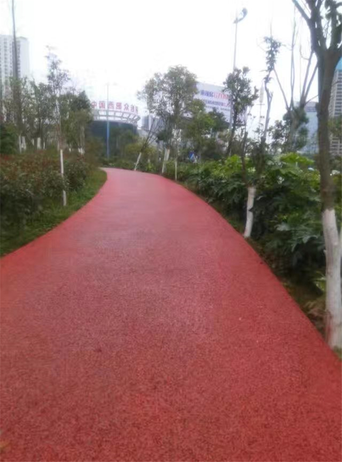 園林景觀道路設計施工