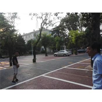 园林景观道路设计施工