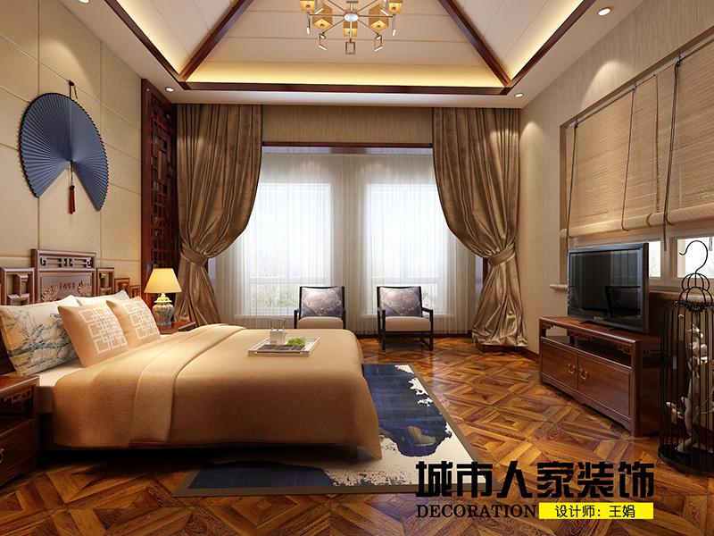 龙湖别墅300新中式装修王娟2