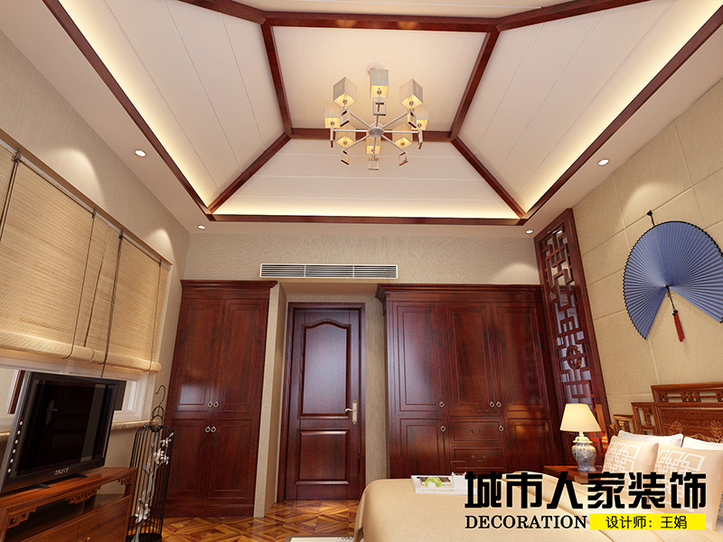 龙湖别墅300新中式装修王娟4