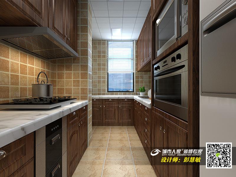 中建洋房壹号47号楼167平米-彭慧敏厨房改