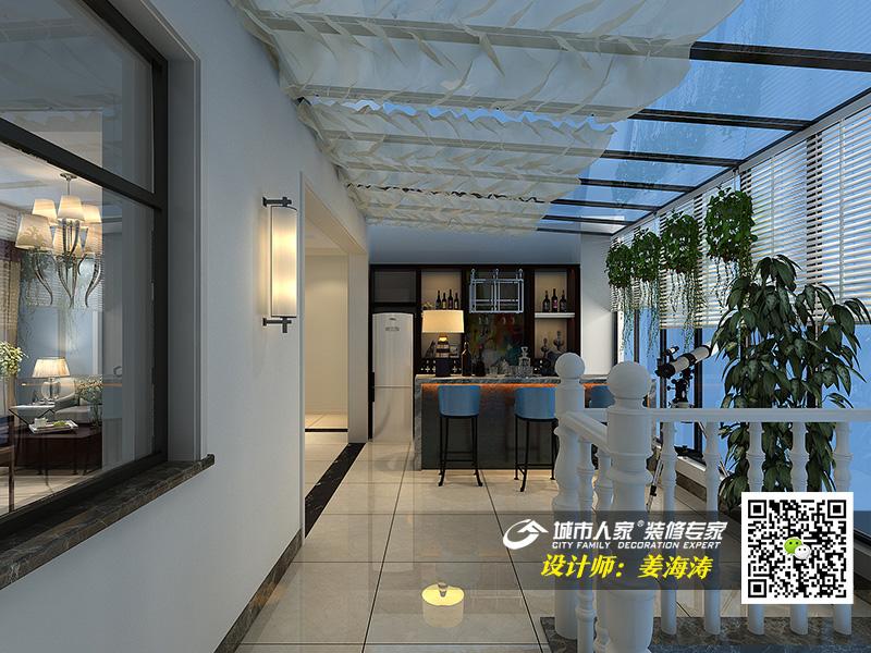 富丽紫金山庄上下层284现代简约-姜海涛2