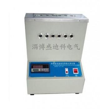 SDKKD-31宽温润滑脂滴点测定仪
