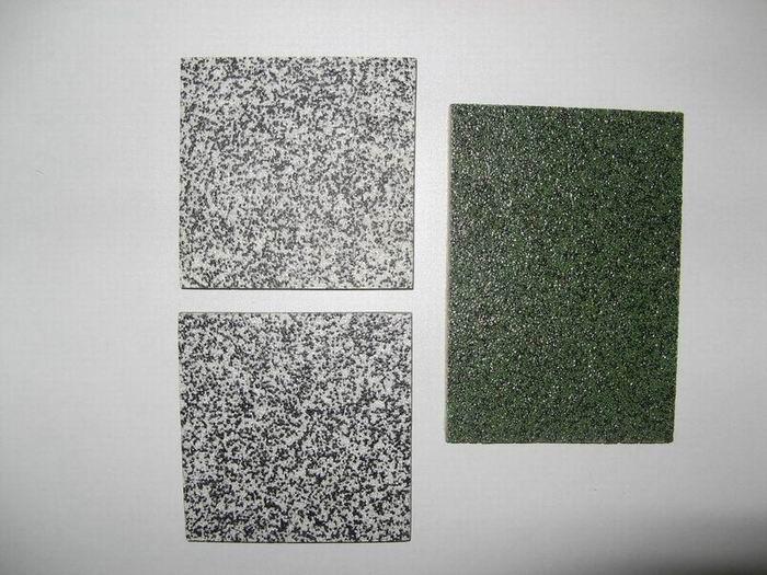 环氧石英石彩砂地坪系统