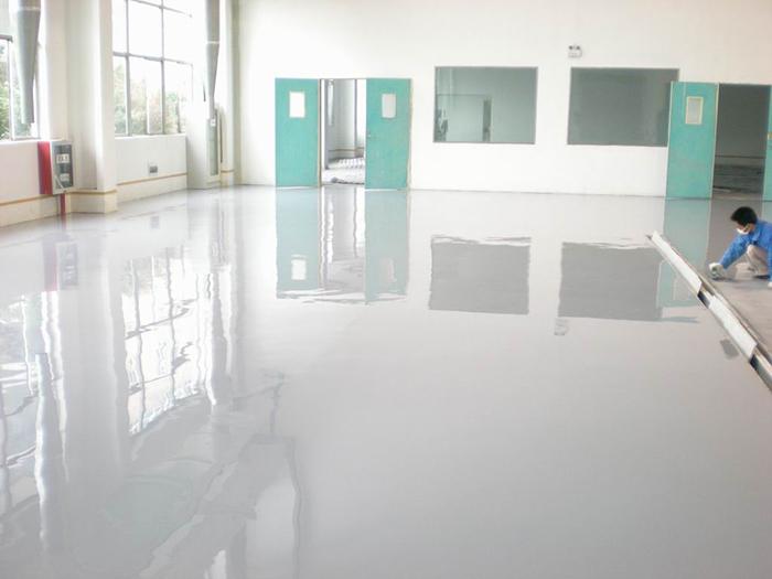 环氧砂浆地坪1