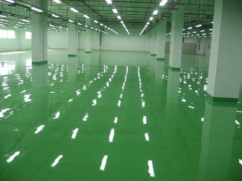聚氨酯地坪系统