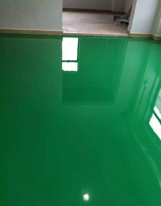 水性环氧地坪1