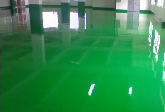 水性环氧地坪2