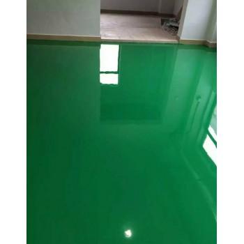 水性环氧树脂地坪系统