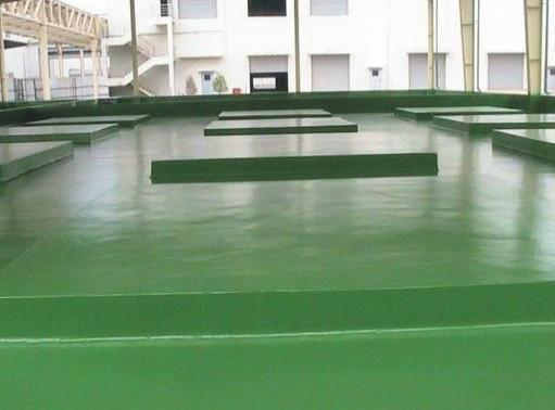 乙烯基酯重防腐地坪
