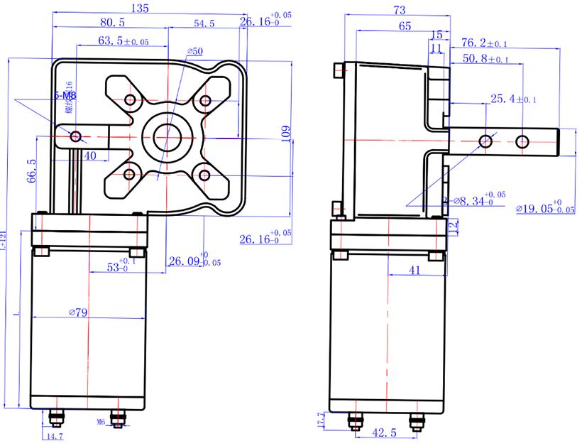 80ZYJ-W篷布电机 (2)
