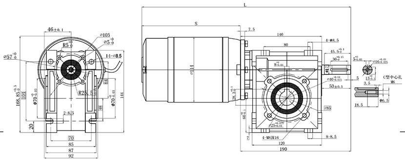 115ZYJ渣土车电机 (2)