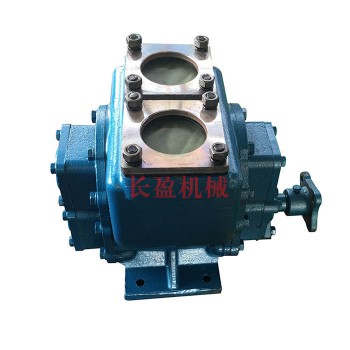 76YHCB-40圆弧齿轮油泵(钢齿)