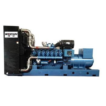 360KW-2000KW潍柴发电机组博杜安系列