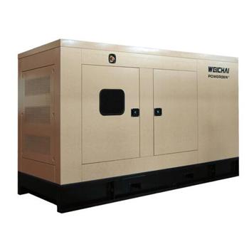 10KW-1000KW 潍柴发电机组静音箱系列