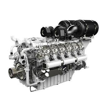 陆用发电用柴油机M33系列(460-1265kW)