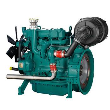 陆用发电用柴油机WP4系列(50-118kW)