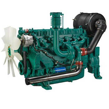 陆用发电用柴油机WP10系列(150-288kW)