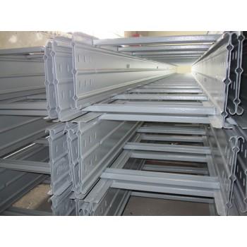 不锈钢双梯边大跨距电缆桥架