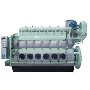 潍柴MANL32/40系列船用柴油机 3000-4500kW
