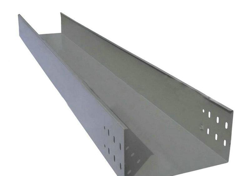 槽式喷塑电缆桥架 (2)