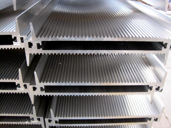槽式铝合金电缆桥架 (3)