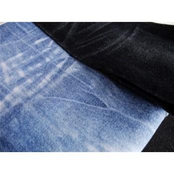 有机棉牛仔布