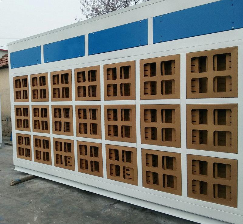 干式喷漆柜 (1)