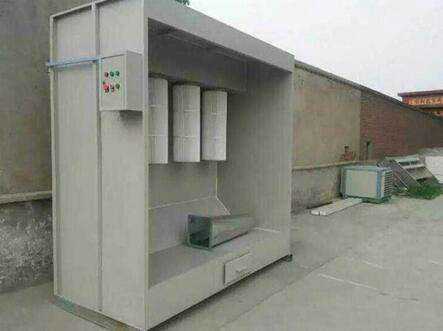 喷塑粉末回收柜 (3)