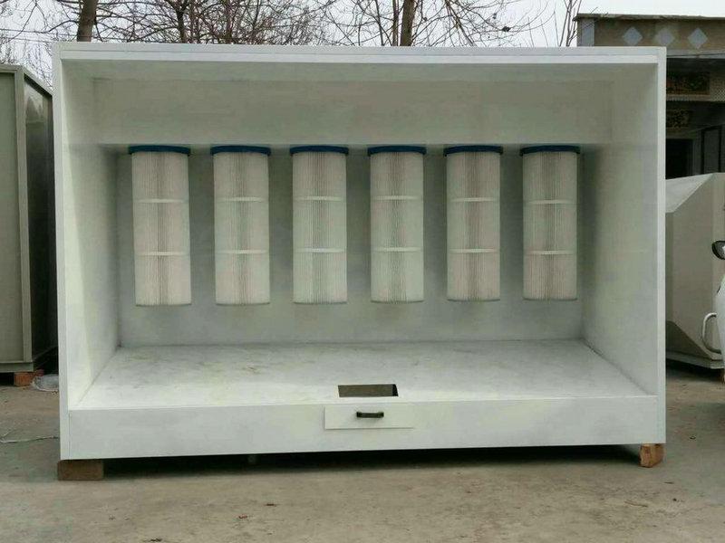喷塑粉末回收柜