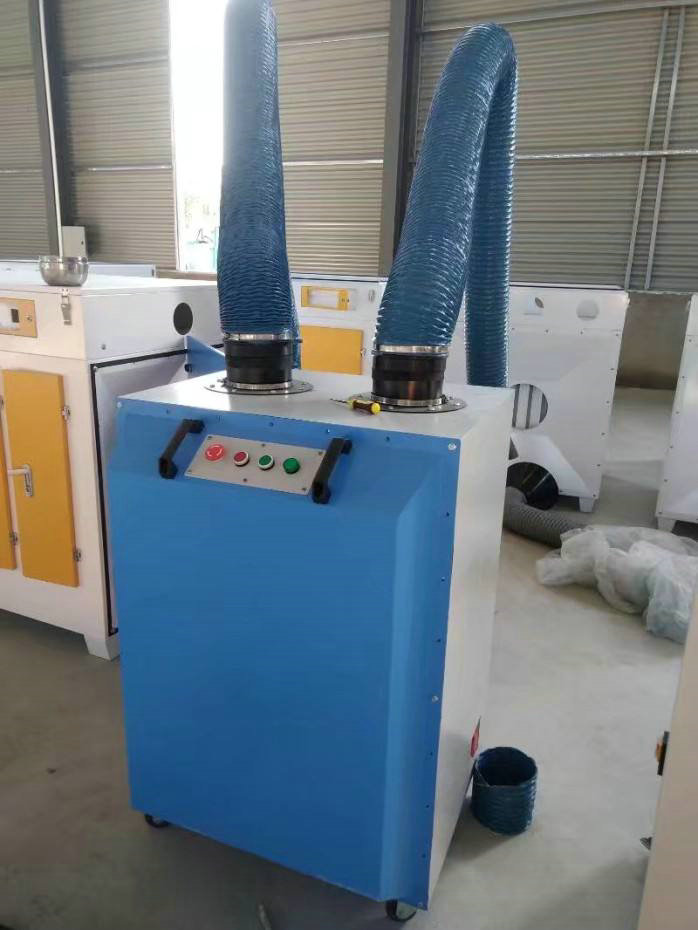 焊烟除尘净化器 (2)