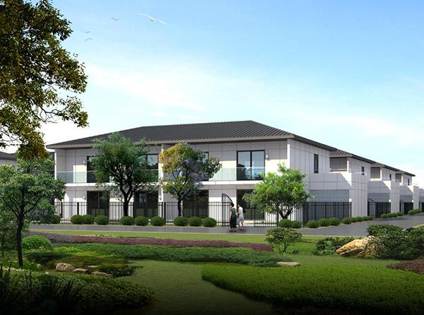 装配式低层轻钢结构住宅体系