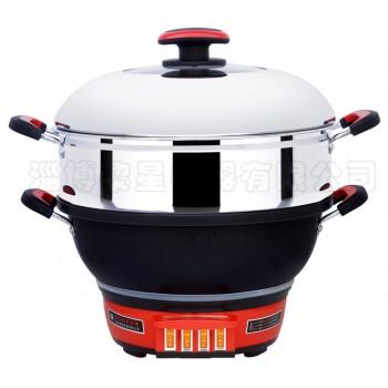 多功能鑄鐵鍋