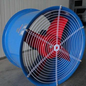 低噪音轴流风机