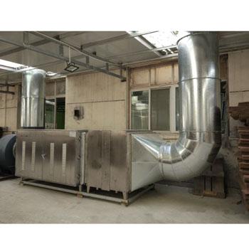 紫外光催化氧化废气净化设备