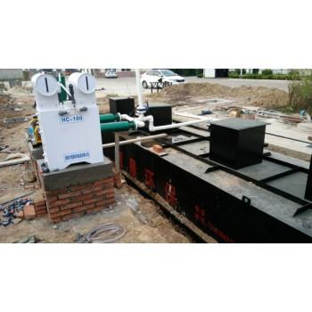 dws地埋式污水处理设备