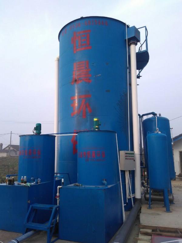 HSF竖流式溶气气浮机