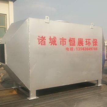 活性炭吸附污染器