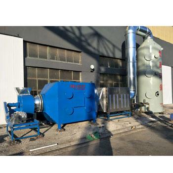 废气污染安装